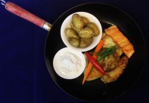 Waterblick Pannfisch - Fischrestaurant Waterblick in Loddin auf Usedom